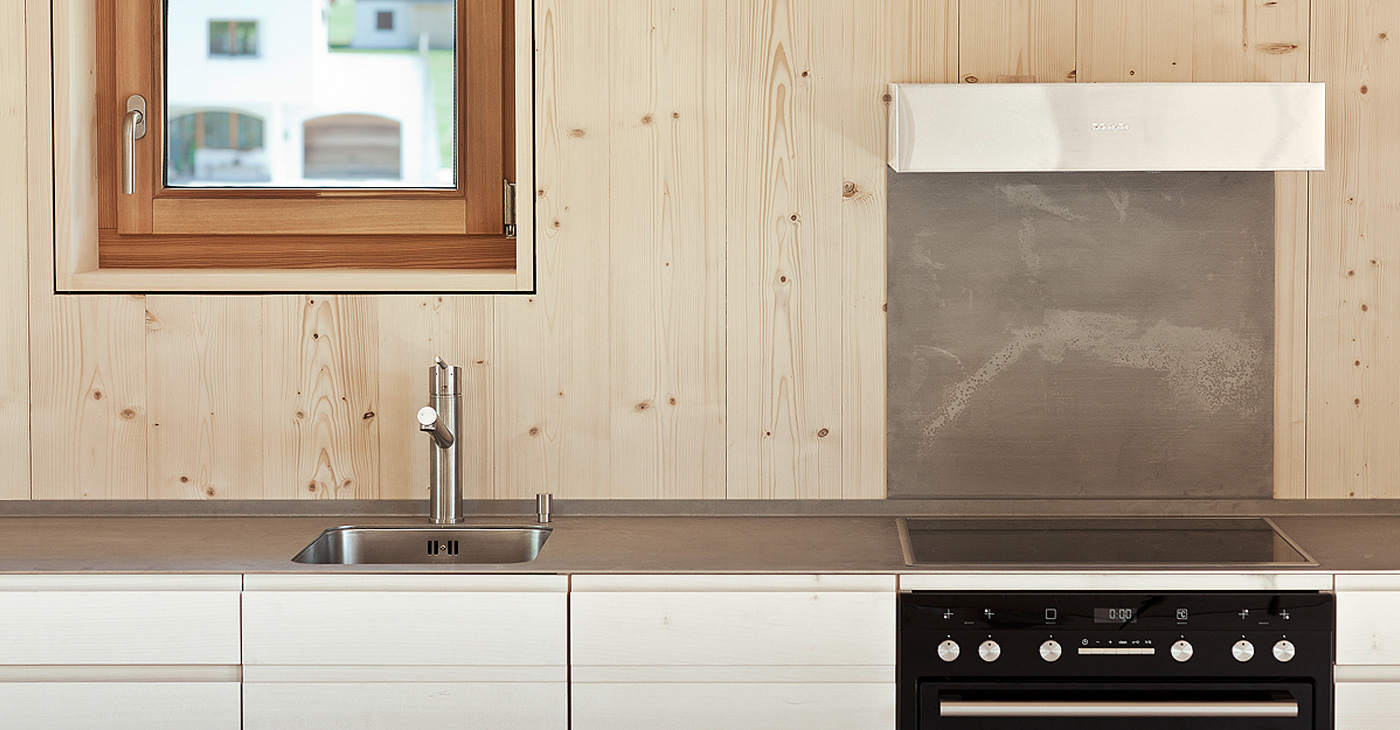 Minergie-Eco Küche – Lindauer AG