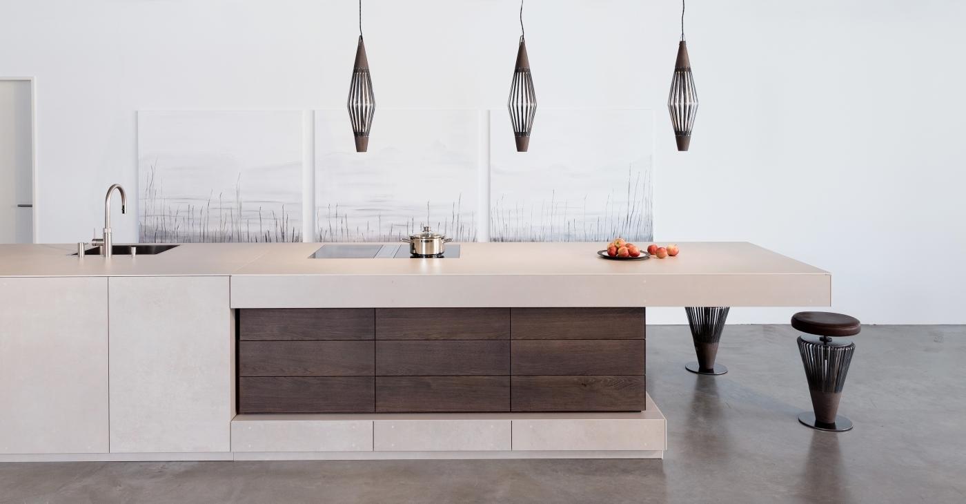 Ausgezeichnet: Unsere innovative und leimfreie Küche «Fusion»